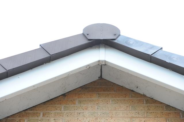 upvc fasias and soffits and dry verge on all apexs loft conversions