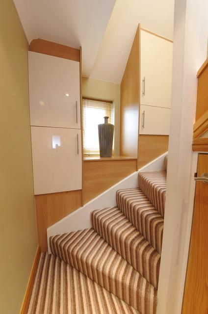 clever use of kite winding stair cases can usually get into all loft conversions in barnsley
