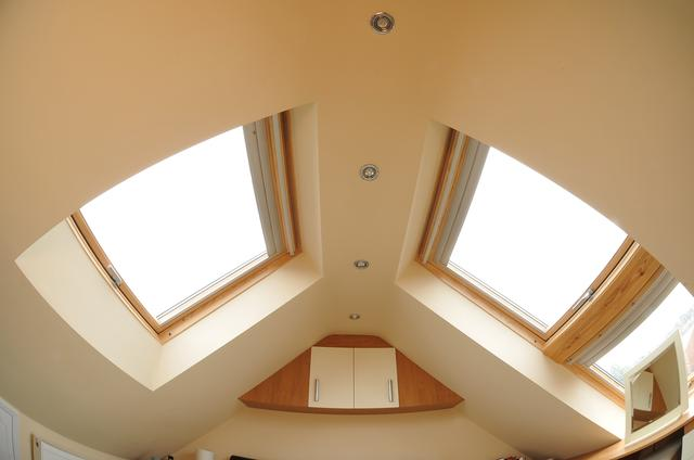 every bit of space used in loft conversions