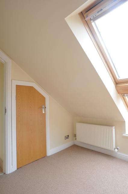 cupboard in loft conversion west yorkshire
